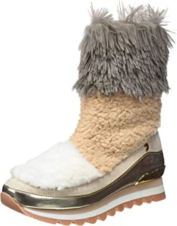 Gioseppo 女士 46106-p 高帮拖鞋