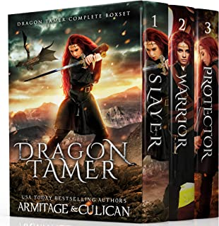 Dragon Tamer: An Epic Fantasy Dragon Adventure (The Complete Series)