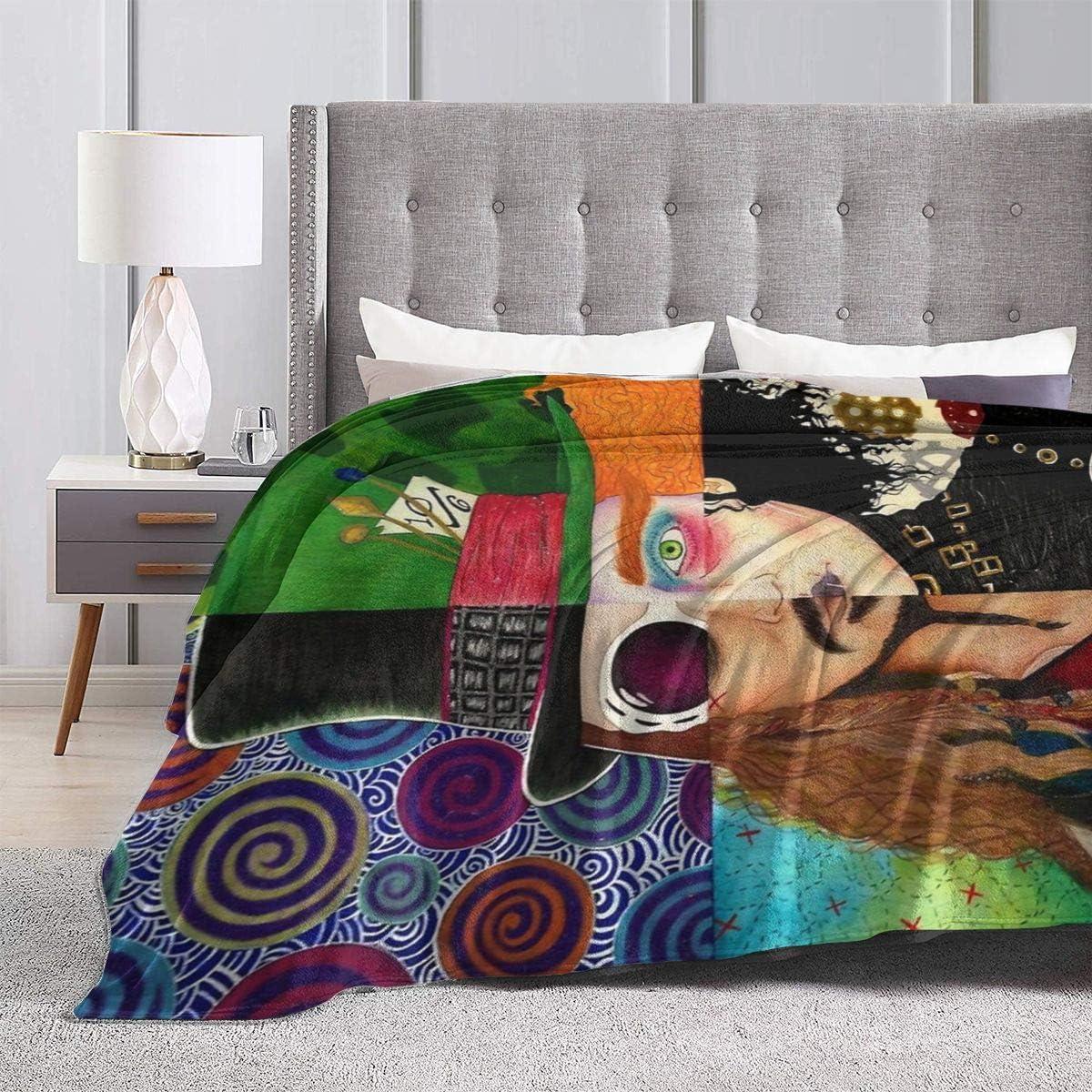 Throw Blanket Johnny Depp Super All Season Lightweight Soft Warm Luxury goods 2021 autumn and winter new
