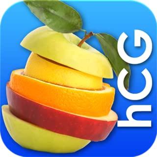 hcg diet tracker app