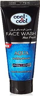 Cool & Cool Aqua Face Wash for Men 30ml