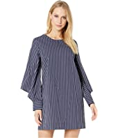 Day A-Line Woven Dress