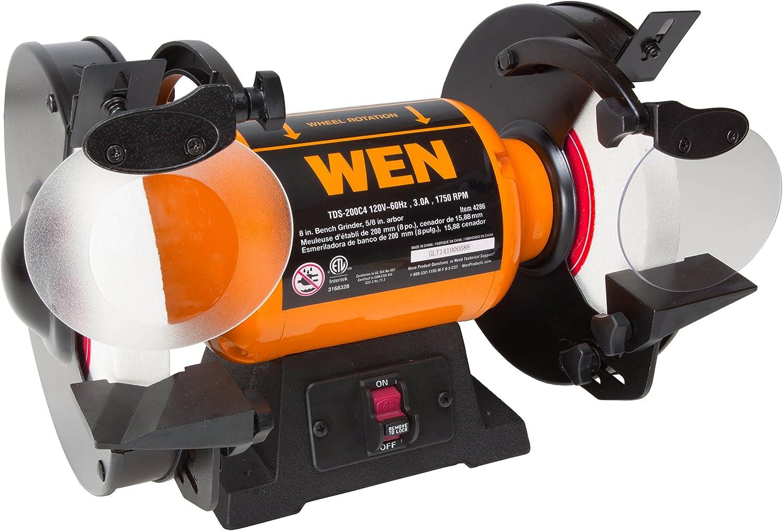 WEN-4286-8-Inch-Bench-Grinder