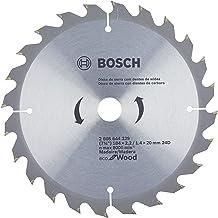 Disco serra Circular Bosch Ecoline ø184x20mm 24D