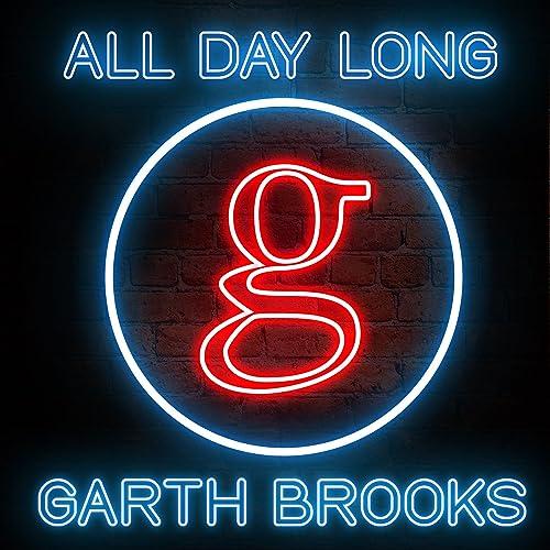 Amazon com: All Day Long: Garth Brooks: MP3 Downloads