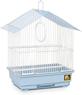 Prevue Pet Products 31996 House Style Economy Bird Cage, Blue