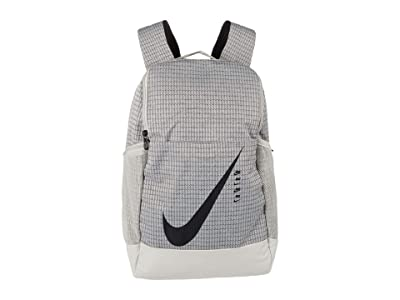 Nike Brasilia Medium Carryall Backpack 9.0 (Light Orewood Brown/Orewood Brown/Black) Backpack Bags