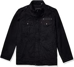 military epaulette jacket