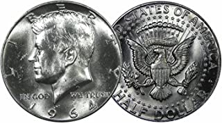 Best 1964 kennedy silver half dollar Reviews