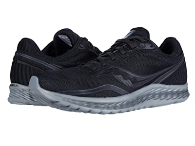 Saucony Kinvara 11 (Blackout) Men