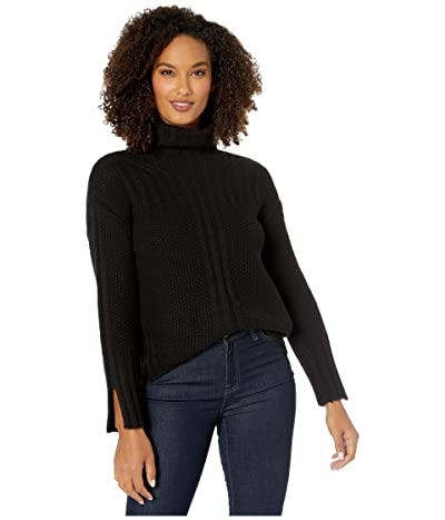 Smartwool Spruce Creek Sweater (Black) Women