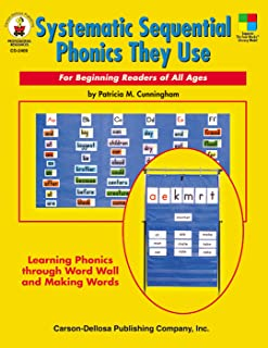 Systematic Sequential Phonics They Use, Grades 1 - 5