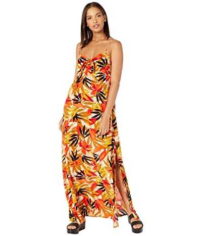 Billabong Sweet Kiss Maxi Dress (Multi) Women
