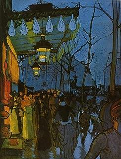 Louis Anquetin Avenue de Clichy, Five 1887 Wadsworth Atheneum - Hartford, CT 30