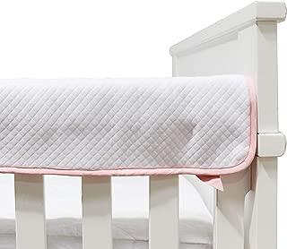 living textiles cot bumper
