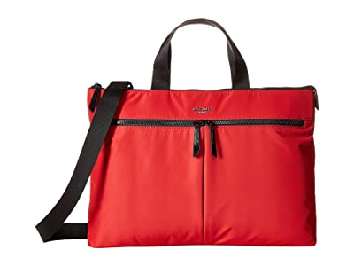 KNOMO London Dalston Copenhagen Brief (Poppy Red) Briefcase Bags