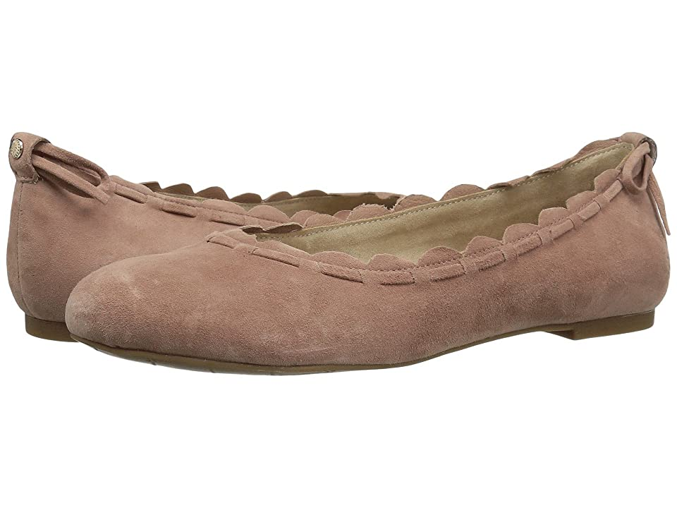 Jack Rogers Lucie (Champagne Suede) Women