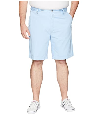Nautica Big & Tall Deck Short (Noon Blue) Men