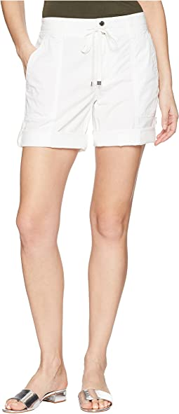 LAUREN Ralph Lauren - Cotton Twill Drawstring Shorts