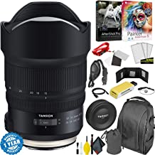 Tamron SP 15-30mm f/2.8 Di VC USD G2 Lens for Nikon F + Professional Accessories Combo International Version