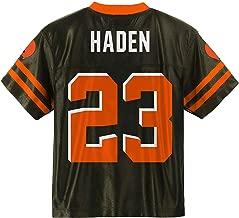 Joe Haden Cleveland Browns Brown Home Player Jersey Infants