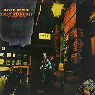 The Rise And Fall Of Ziggy Stardust And The Spider 2015 Remastered Version