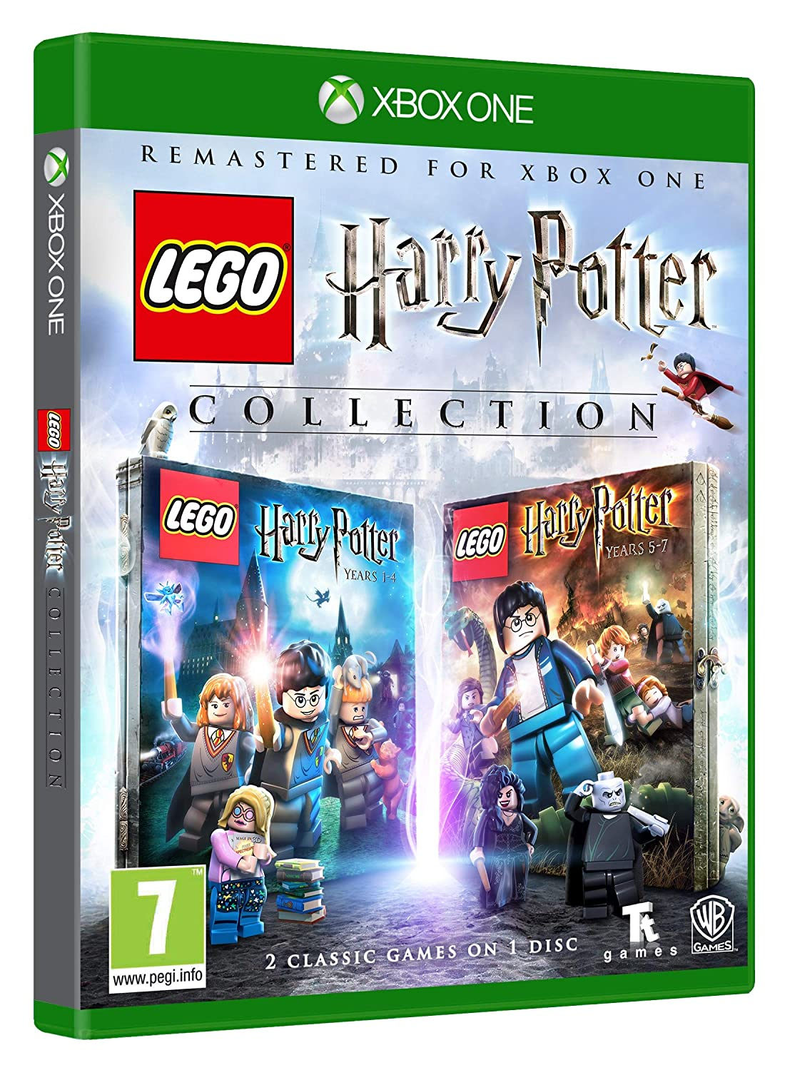 Amazon Com Lego Harry Potter Collection Xbox One Video Games