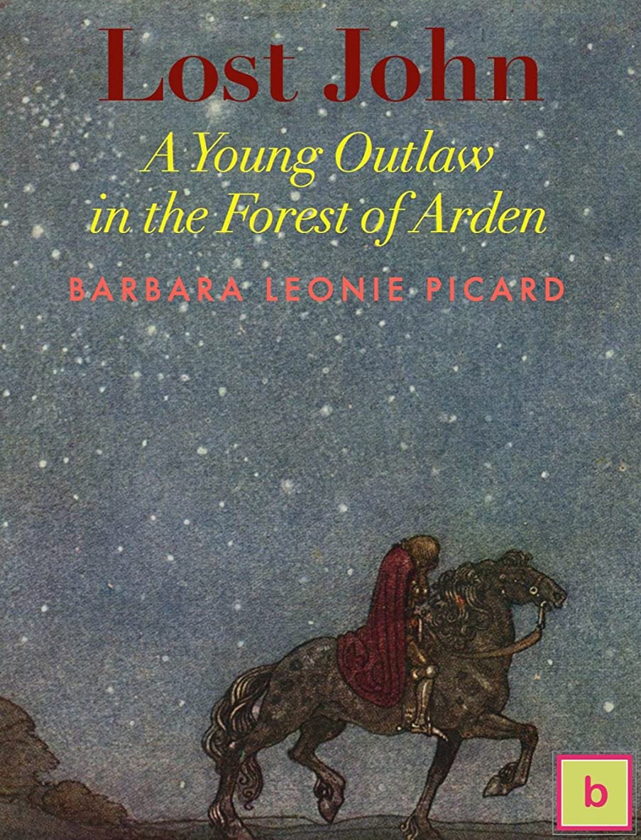 Lost John: A Young Outlaw in the Forest of Arden (English Edition)