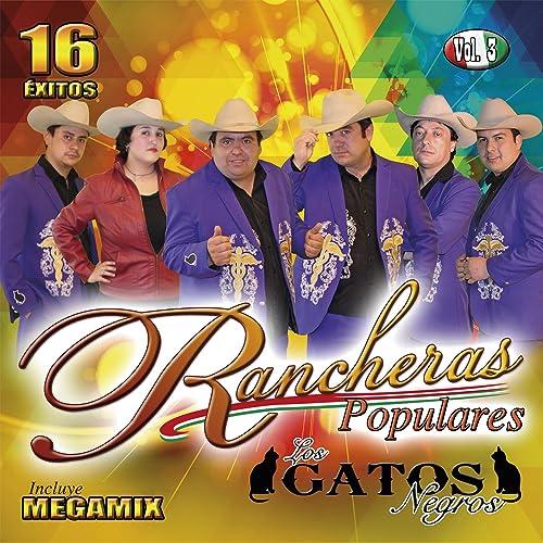 Rancheras Populares 16 Éxitos