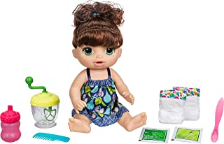 Baby Alive Sweet Spoonfuls Baby Doll Girl (Brunette)