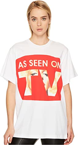 Jeremy Scott - As Seen on TV Tee