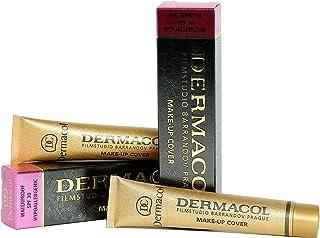 Dermacol - Cobertor de maquillaje (hipoalergénico, para todo tipo de pieles)