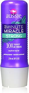 Aussie 3 Minute Miracle Strong Treatment 8oz (6 Pack)