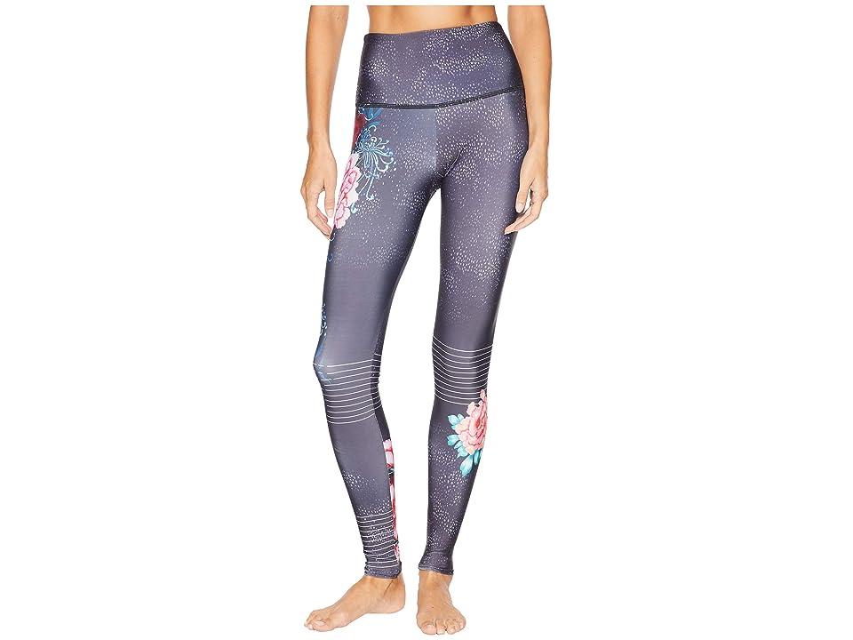 Onzie High Rise Leggings (SAPPORO) Women
