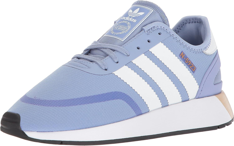 Adidas Originals Wouomo Iniki correrener CLS W correrening sautope, Chalk blu bianca, 9.5 M US