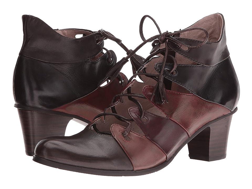 Spring Step Estrela (Brown) High Heels