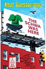 The Schwa was Here Kindle Edition