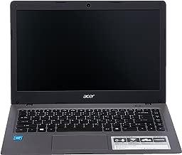 Acer Aspire One Cloudbook NX.SHJAA.002;AO1-431M-C49H Laptop (Windows 10 Pro 64, Intel Celeron N3050 / 1.6 GHz, 14