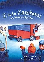 Z is for Zamboni: A Hockey Alphabet (Sports Alphabet)