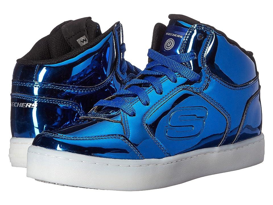 SKECHERS KIDS Energy Lights 90600L (Little Kid/Big Kid) (Royal) Kids Shoes