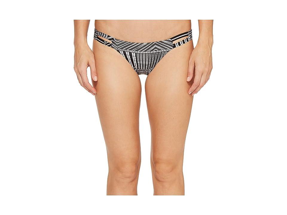 Vitamin A Swimwear Neutra Hipster Full Bikini Bottom (Mustique Print) Women