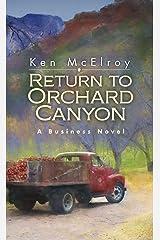 Return to Orchard Canyon Kindle Edition