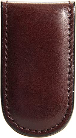 Old Leather Collection - Magnetic Money Clip