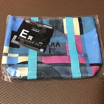 AAA 一番くじ E賞 トートバッグ ブルー