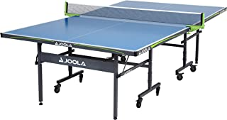 JOOLA NOVA - Outdoor Table Tennis Table with Waterproof Net Set - 10 Minute Easy Assembly - All Weather Aluminum Composite...