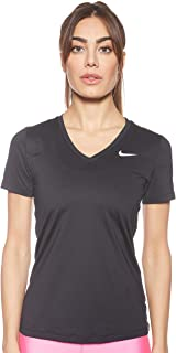 Nike women's Training Short Sleeve Top