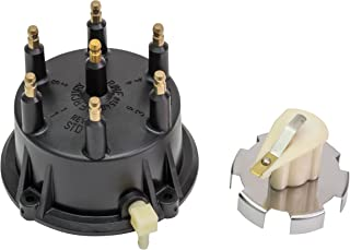 Quicksilver 815407Q5 Distributor Cap Kit - Marinized V-6 Engines by General Motors with Thunderbolt IV and V HEI Ignition Systems