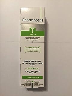 Pharmaceris pure retinol 0.3 night cream acne wrinkle control 40ml
