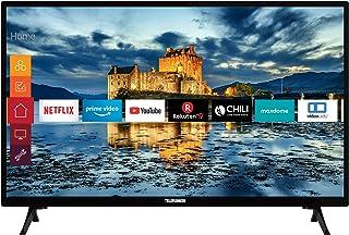 Telefunken XF32J511 32 Zoll Fernseher (Smart TV inkl. Prime Video / Netflix / YouTube, Full HD, Works with Alexa, Triple Tuner) [Modelljahr 2021]