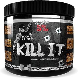 Rich Piana 5% Nutrition Kill It Pre-Workout (Southern Sweet Tea)